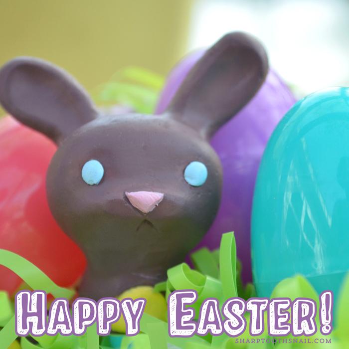 EasterColorbunny