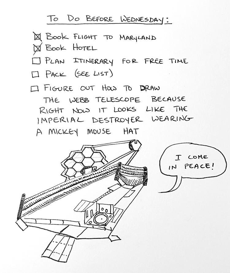 jwstart-checklist
