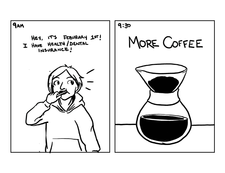 Hourly Comic Day! 7-9am